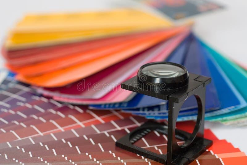 Contador de la cuerda de rosca fotos de archivo