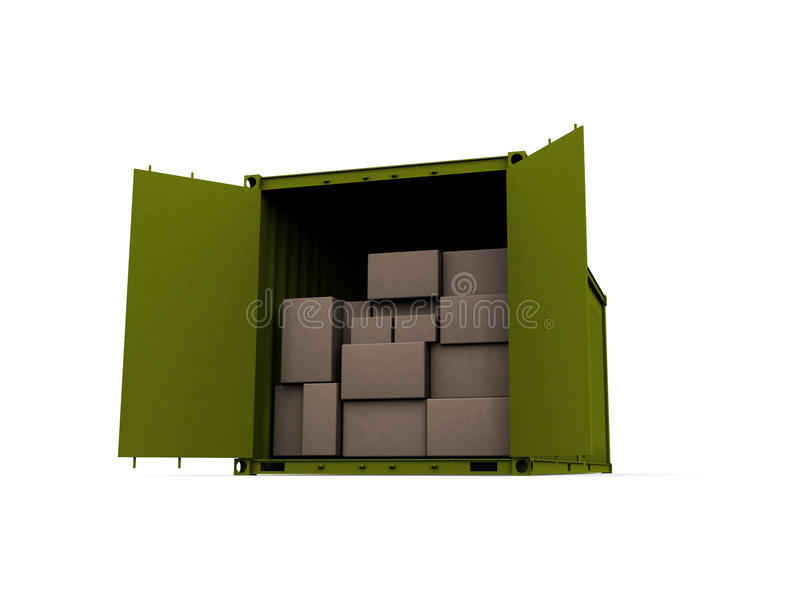 Download Container stock photo. Image of movement, import, container - 12846138