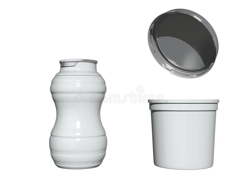 Download Container stock illustration. Illustration of collection - 28286976