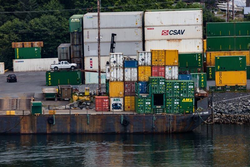 Container immagini stock libere da diritti