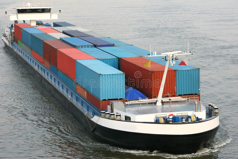 Download Container Cargo stock image. Image of container, transportation - 4853503