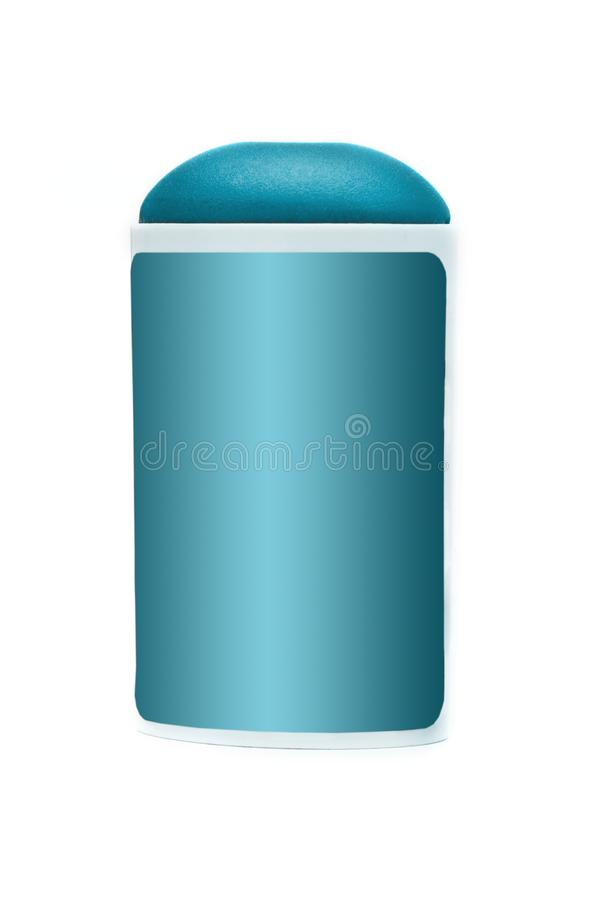 Container isolated royalty free stock photography