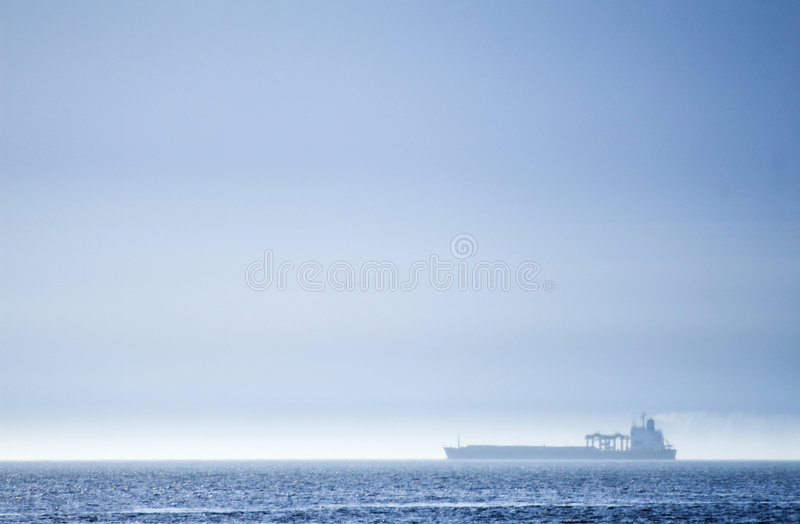 Download Container ship stock photo. Image of overcast, clouds - 2247724