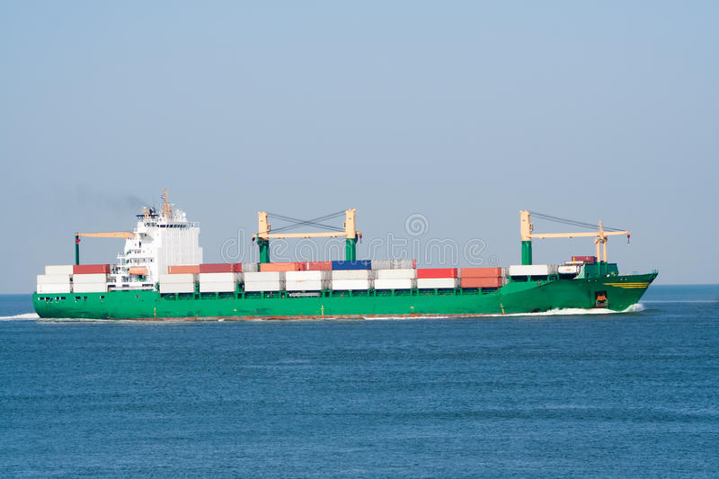 Download Container Ship Stock Photography - Image: 22773682