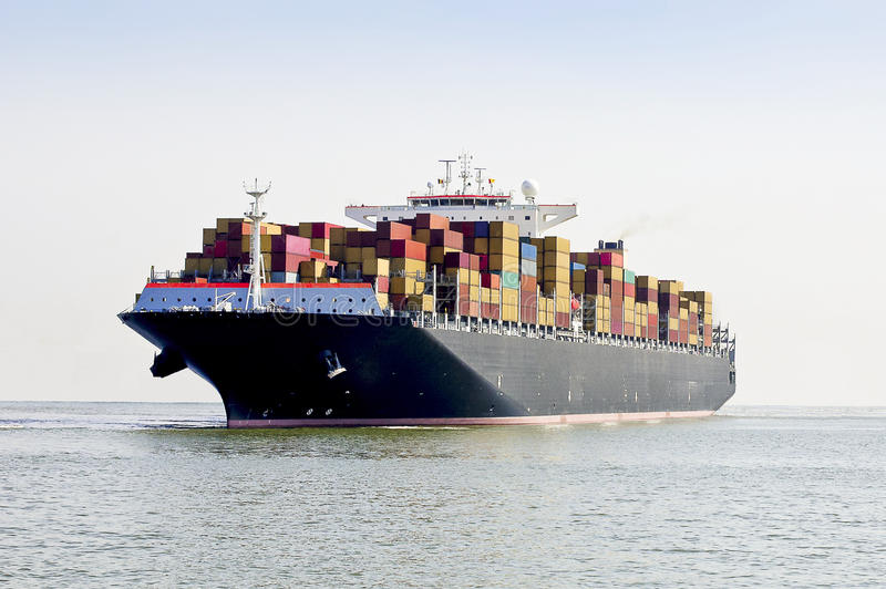 Download Container Ship Royalty Free Stock Image - Image: 24113486