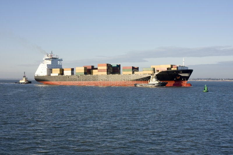 Download Container Ship Stock Photos - Image: 6849703