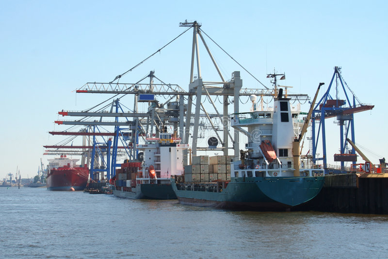 Download Container Shipping Industry IV Stock Photo - Image: 1794690