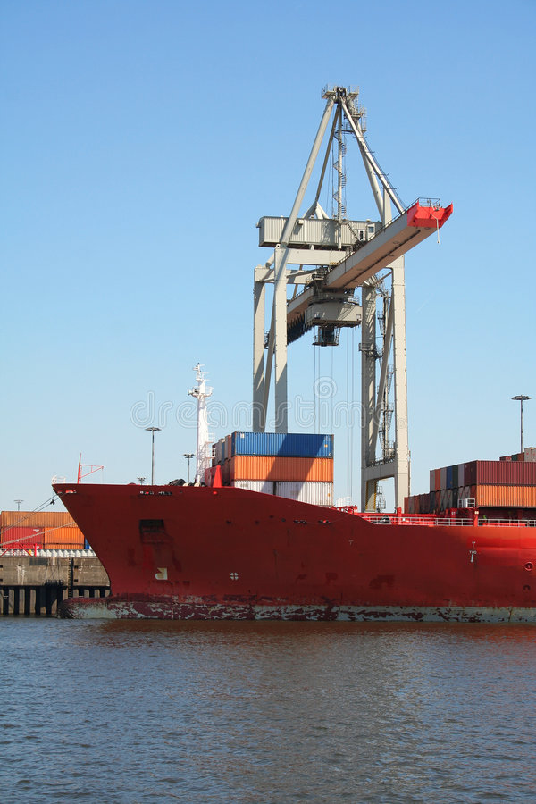 Download Container Shipping Industry XIII Stock Image - Image: 1794723