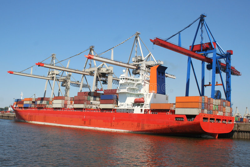 Download Container Shipping Industry XIX Stock Photo - Image: 1794766