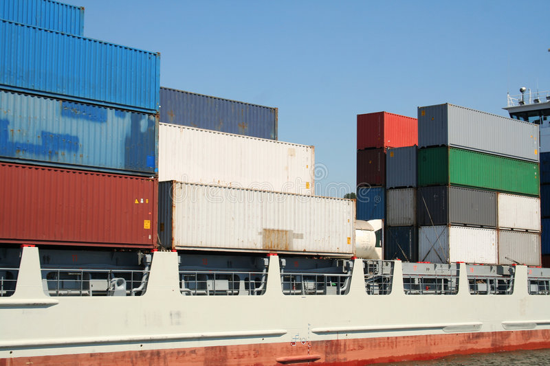 Download Container Shipping Industry XXVI Stock Photo - Image: 1794806