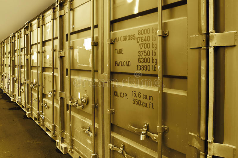 Download Containers stock photo. Image of container, freight, cargo - 18321986