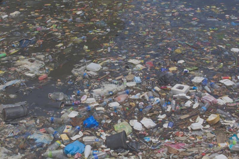 Contaminación ambiental foto de archivo