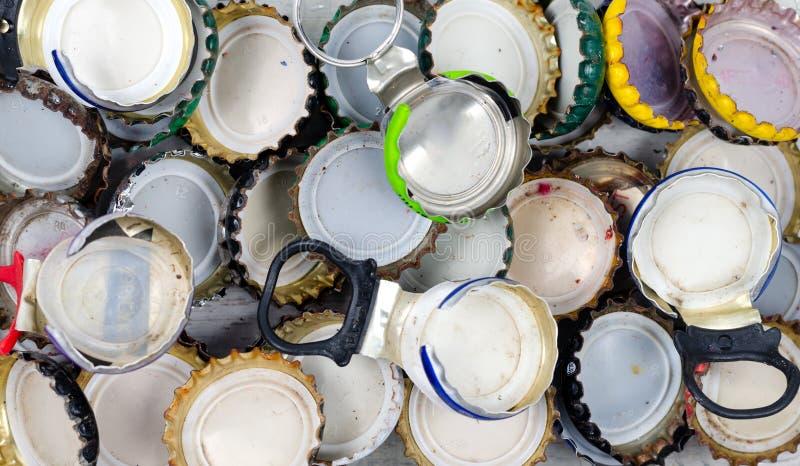 Contaminaci?n y ambiente del reciclaje imagen de archivo libre de regalías