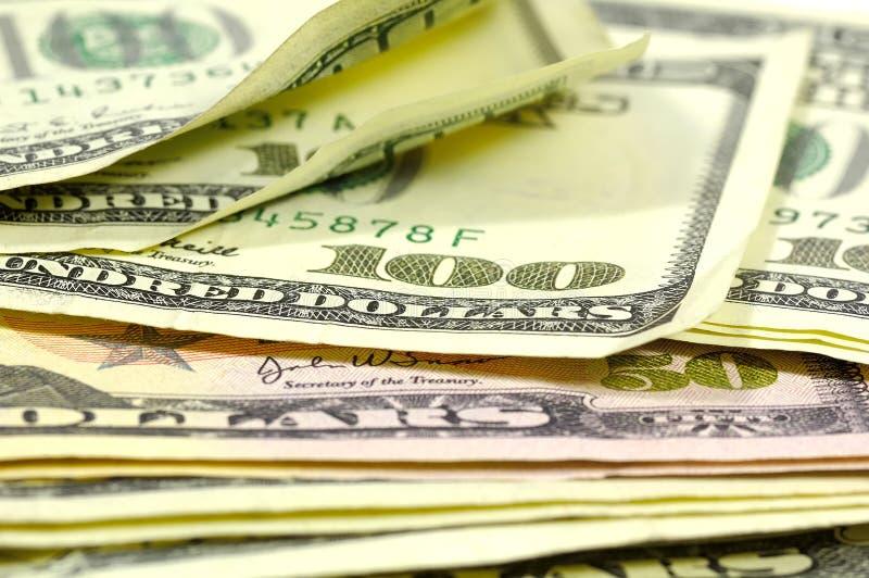 Contant geld royalty-vrije stock fotografie
