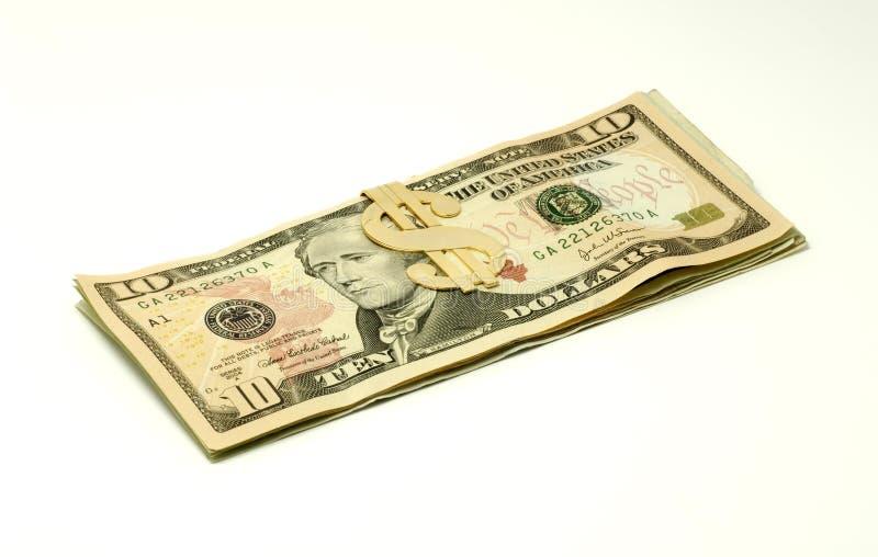 Contant geld royalty-vrije stock foto's