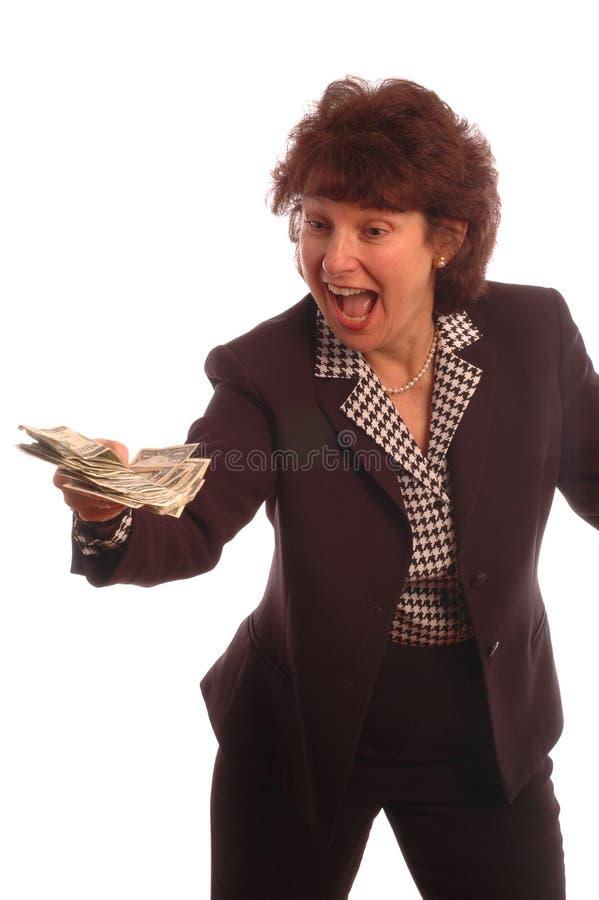 Contant geld ter beschikking 408 stock foto