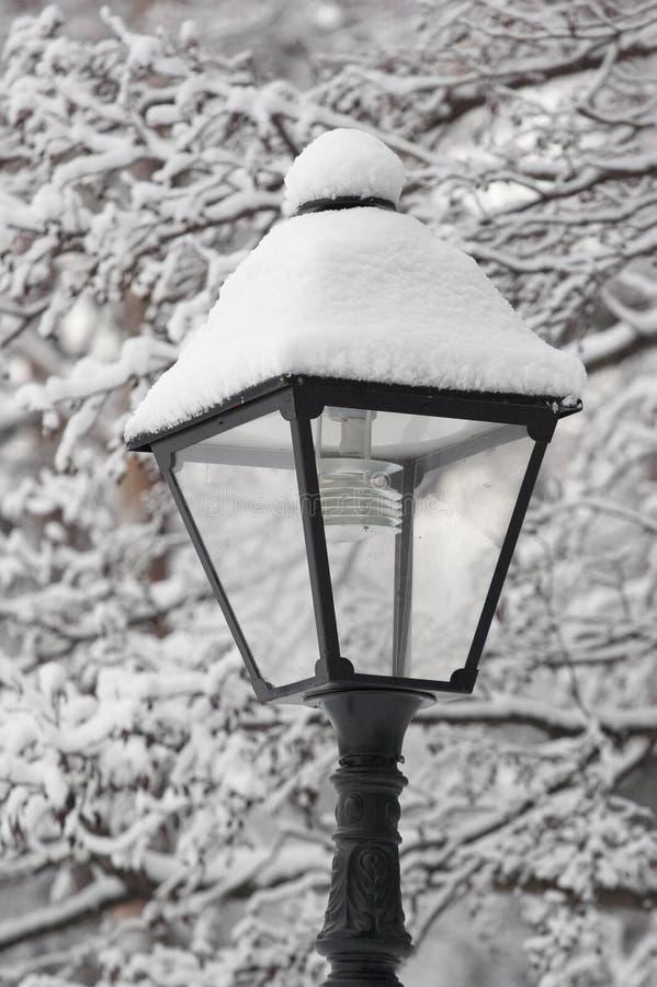 Conte de fées 13 de l'hiver photo libre de droits