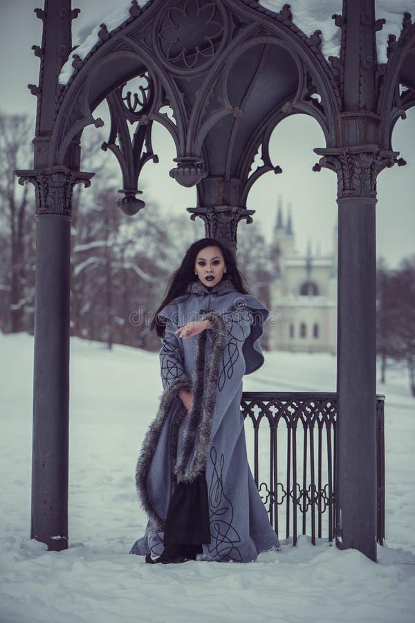 Conte de fées de jeune femme photos stock