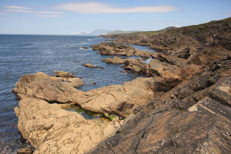 Contea Mayo Ireland di Achill fotografia stock