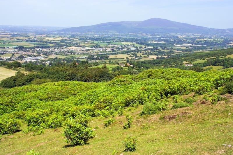 Contea Tipperary in Irlanda fotografia stock libera da diritti