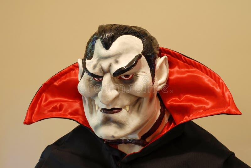 Conteggio Dracula fotografia stock libera da diritti