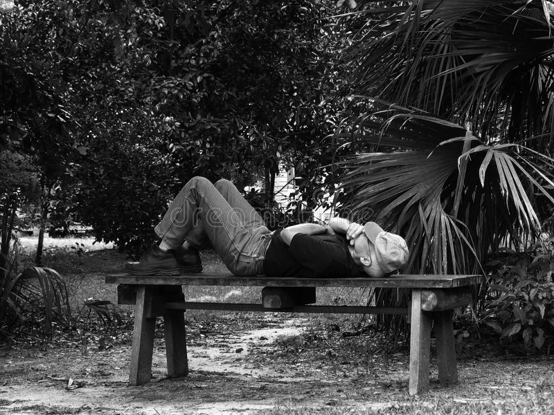 Download Contemplation editorial stock photo. Image of napping, relaxing - 15773