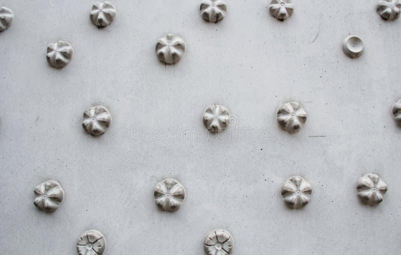 Contemporáneo del museo de Vorarlberg, detalles concretos geométricos fotografía de archivo