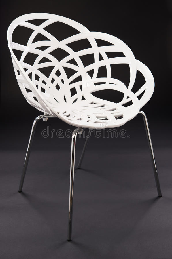 Contemporary chair stock images