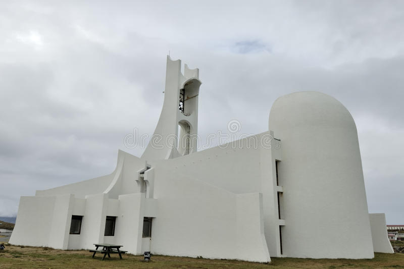 Download Contemporary Church Building, Iceland Stock Photos - Image: 25505123