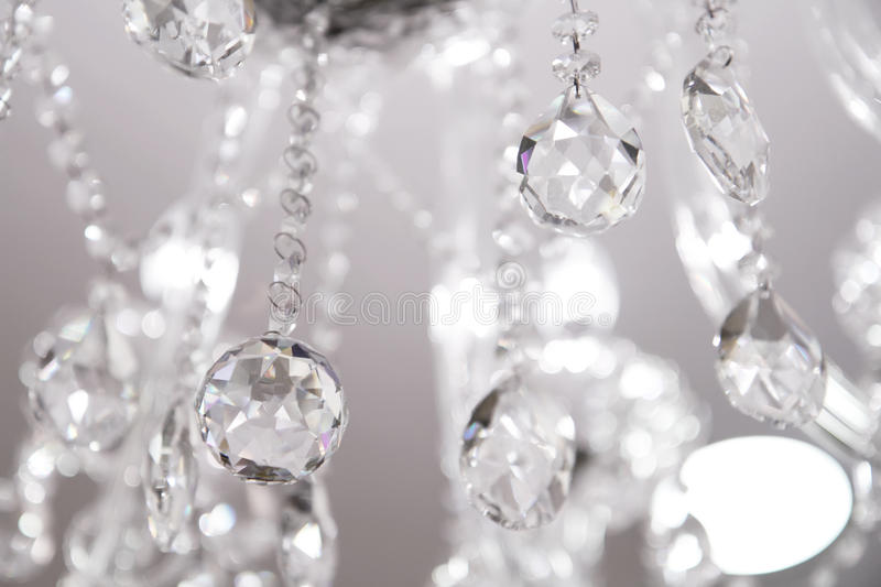 Download Contemporary Crystal Chandelier. Royalty Free Stock Photos - Image: 22694328