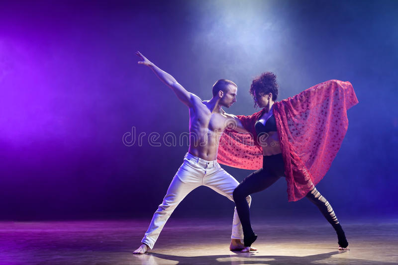 Contemporary Dance stock photo