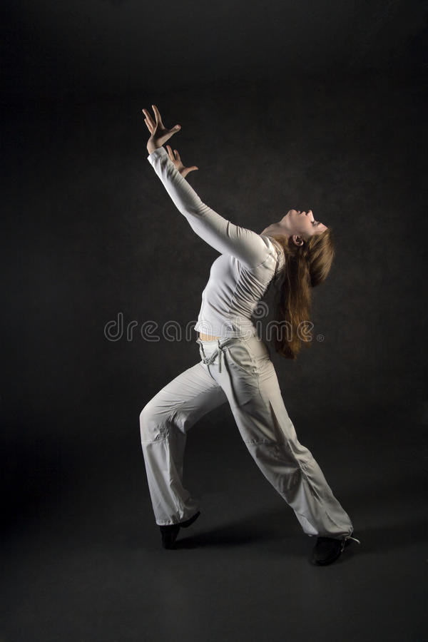 Download Contemporary dancer stock image. Image of performer, adult - 27987215