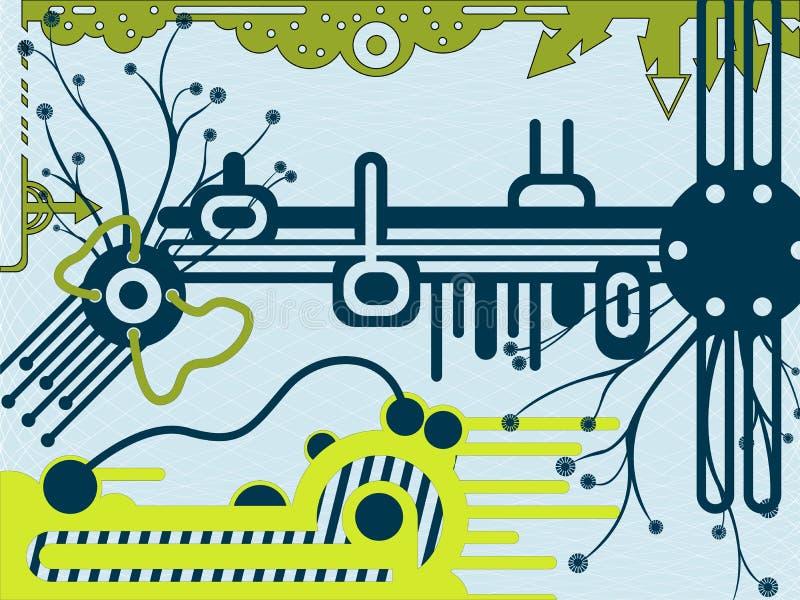 Download Contemporary design stock vector. Illustration of contemporary - 6474411