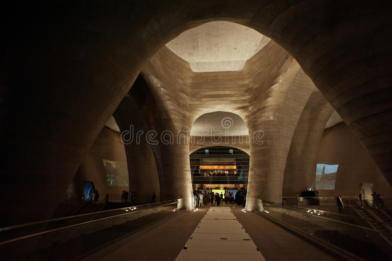 Download Contemporary museum editorial image. Image of architect - 21380210
