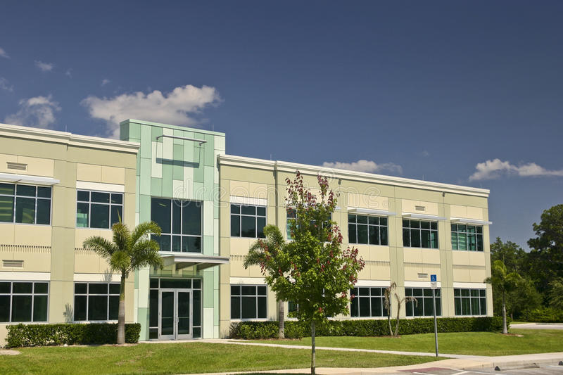 Contemporary Offic e Building stock photography
