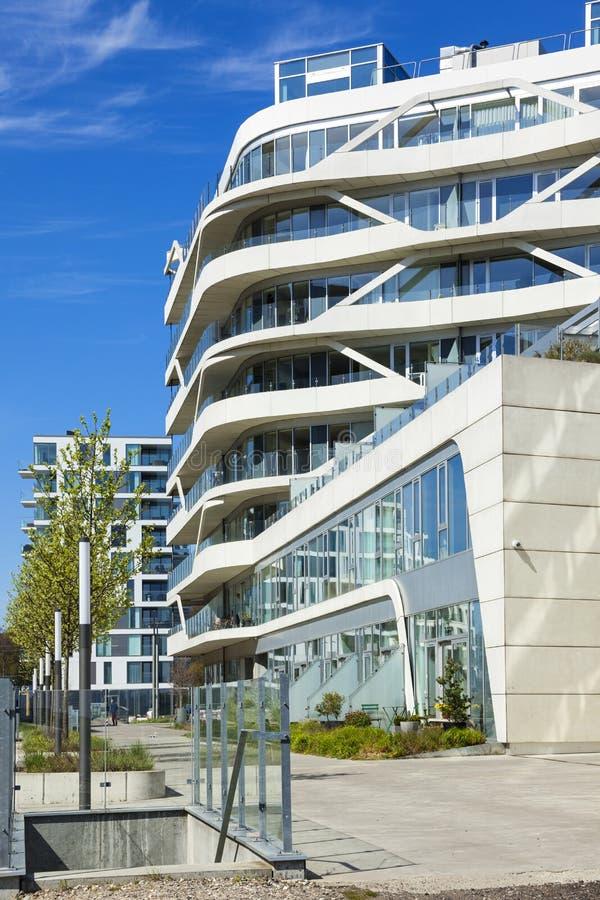 Contemporary residential buildings at aarhus denmark for Contemporary residential buildings
