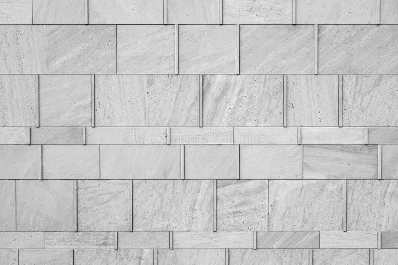 Contemporary stone facade stock photo