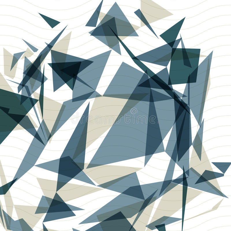 Contemporary tech stylish construction, abstract dimensional background with geometric overlay figures. 3d illusive perspective c. Overing, eps10 vector vector illustration