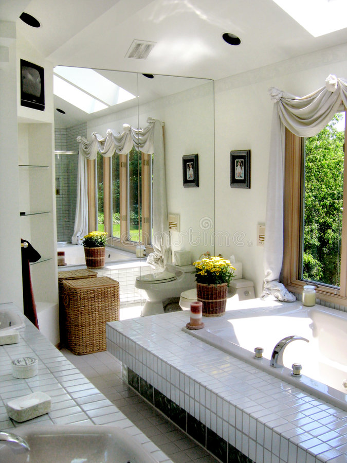 Contempory bathroom