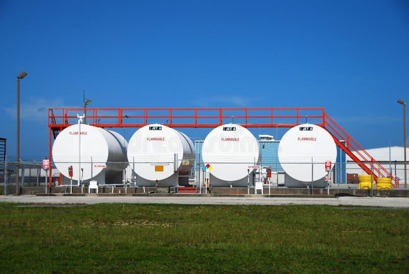Conteneurs industriels photos stock