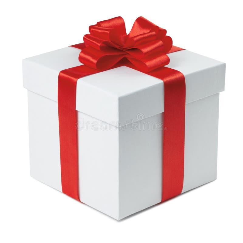 Contenitore di regalo. immagini stock