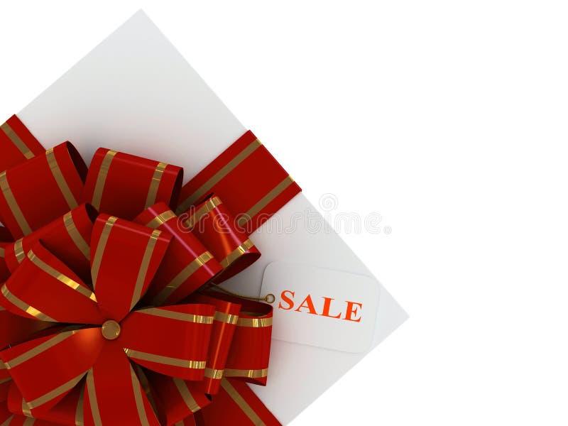 Download Contenitore di regalo illustrazione di stock. Illustrazione di festa - 7303287