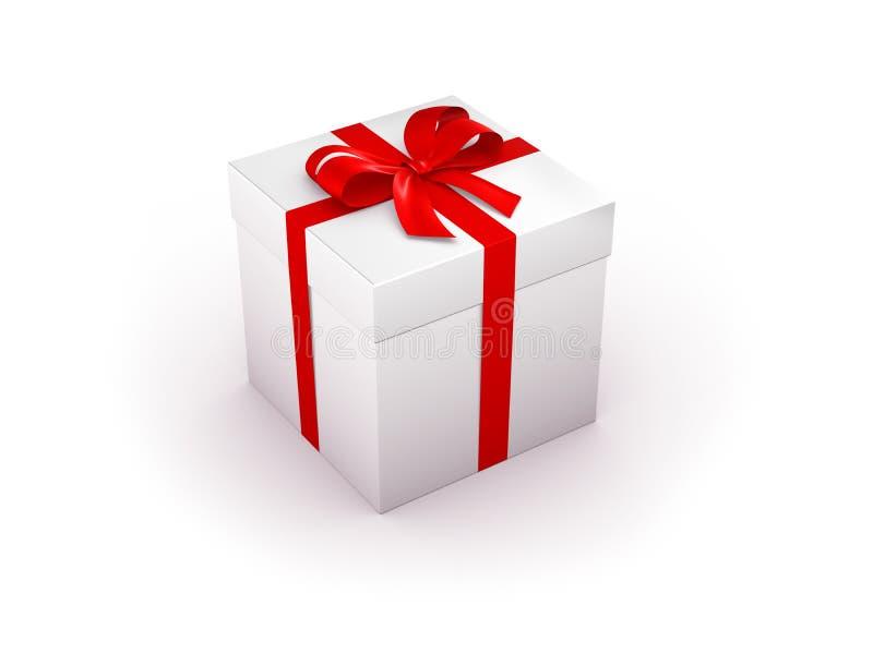 Contenitore di regalo grande illustrazione vettoriale