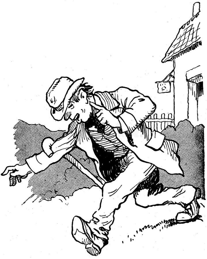 Download Contes De La Chèvre Noire-23 Stock Image - Image of : 83007791