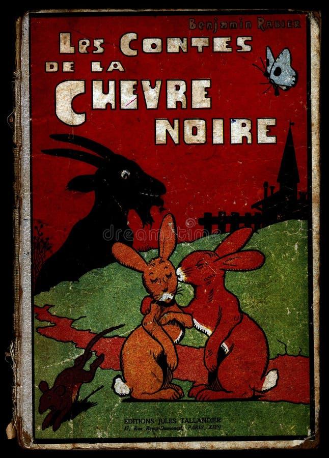 Contes De La Chèvre Noire-couverture Free Public Domain Cc0 Image