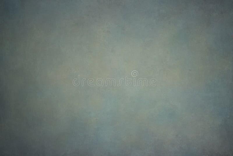 Contesto della mussola o della tela dipinto verde fotografie stock libere da diritti