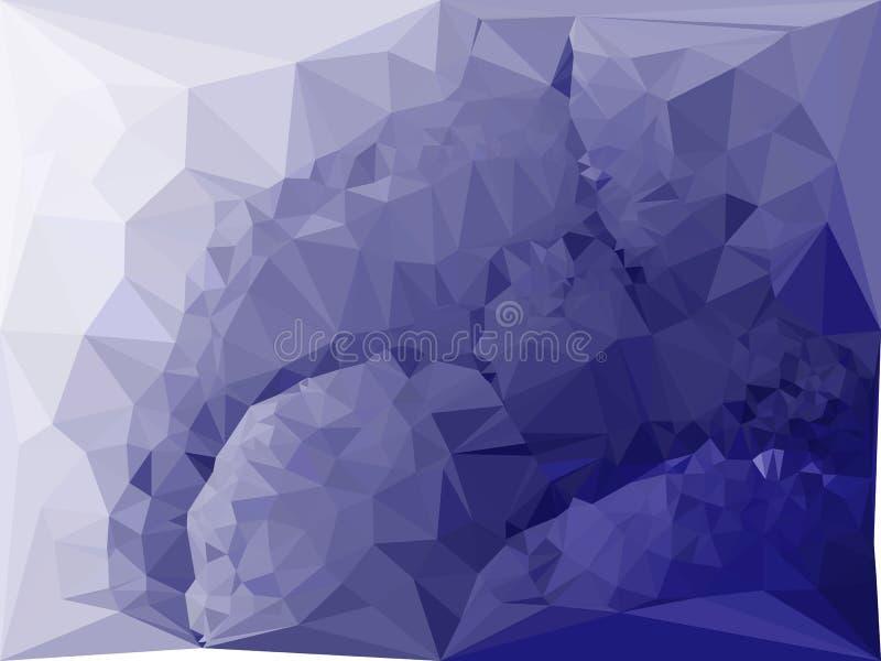 Contesto multicolore astratto del mosaico Clipart del quadro televisivo royalty illustrazione gratis