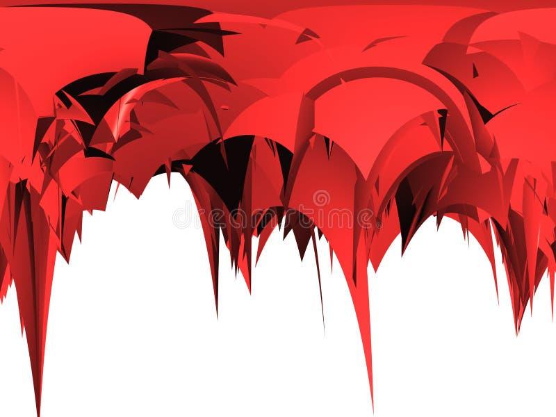 Contexte abstrait illustration stock