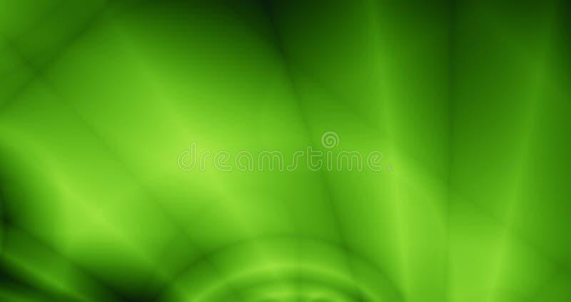 Contexte abstrait d'en-têtes de Web de vert de nature illustration stock