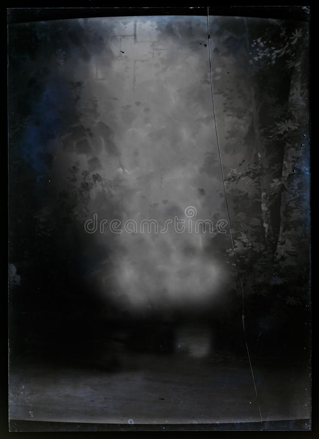 Contexte antique sale ou texture de photo illustration stock